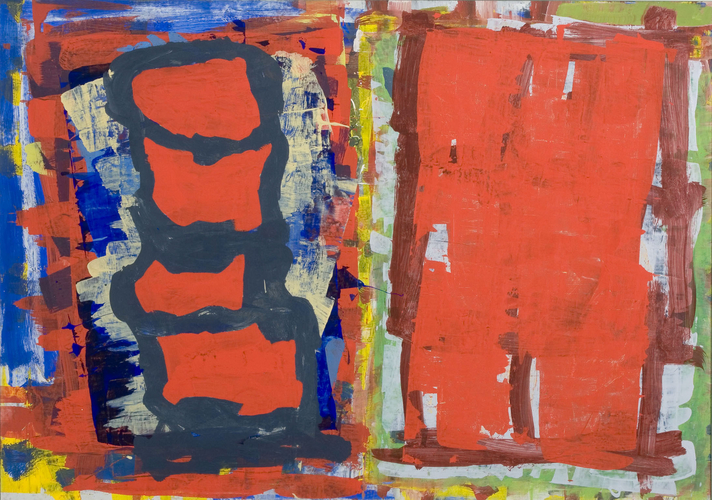 Roy Jackson Red Thing